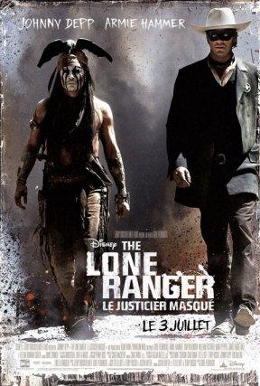 The Lone Ranger - Le Justicier masqué
