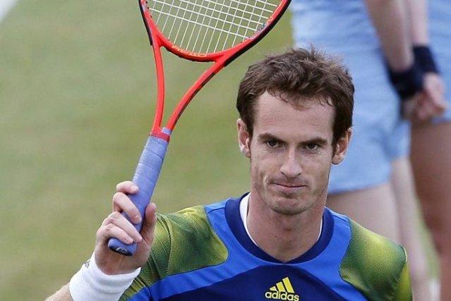 Murray a été couronné champion du tournoi en... (PHOTO STEFAN WERMUTH, REUTERS)