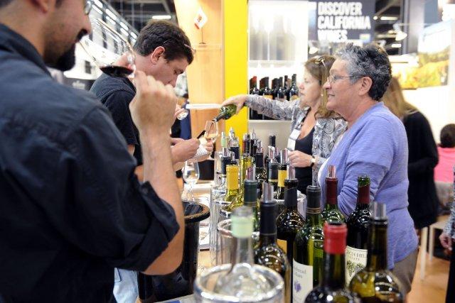 La plan te vins r unie au salon vinexpo bordeaux for Salon vin bordeaux