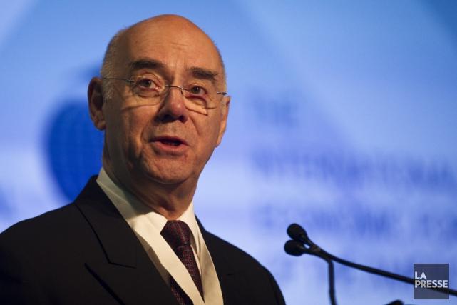 Le candidat libéral Jacques Daoust.... (Photo Olivier Pontbriand, archives La Presse)