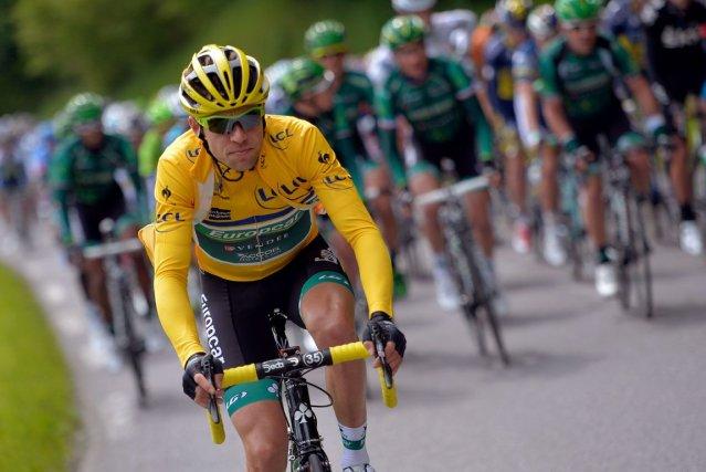 David Veilleux... (Photo AFP)