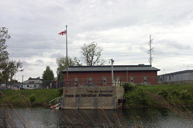 L'usine Atwater, un complexe de bâtiments dont le... (Photo: Martin Chamberland, La Presse)