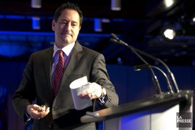 Michael Applebaum... (Photo David Boily, La Presse)