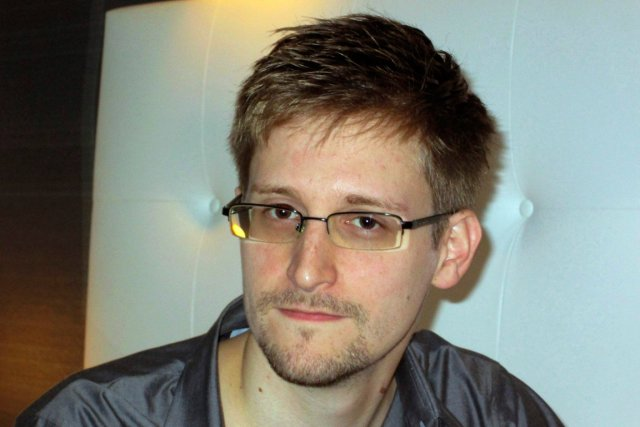 Edward Snowden... (Photo : archives Reuters)
