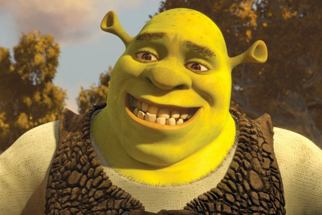 Shrek... (Photo: fournie par Paramount Pictures)