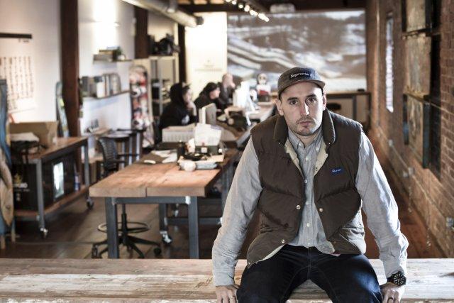 Max Jenke, président et directeur de la création... (PHOTO ENDEAVOR DESIGN)