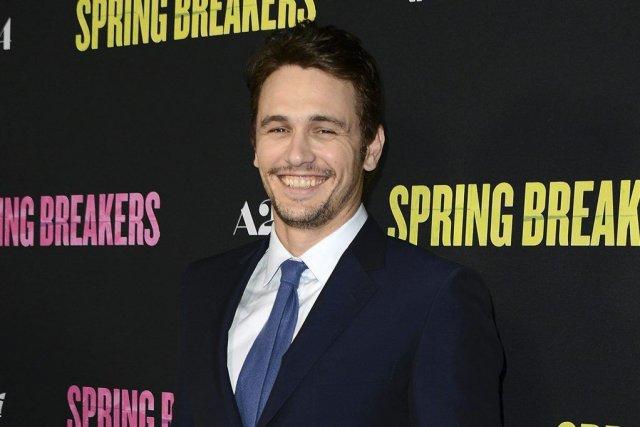 L'acteur James Franco espère recueillir 500000$ pour financer... (Photo Jordan Strauss/Invision, AP)