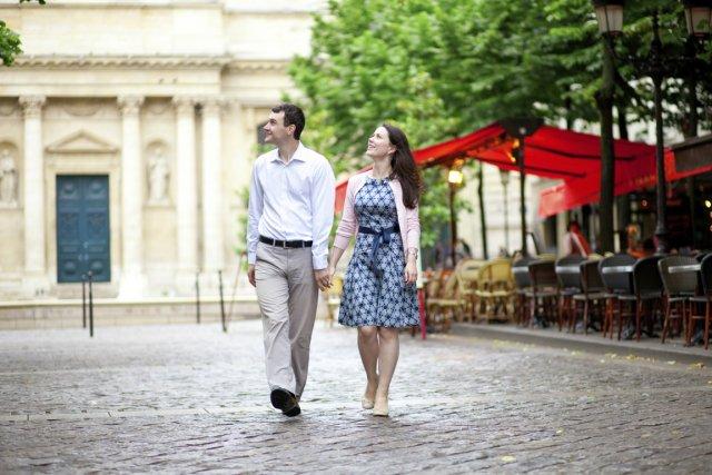 Paris, l'une des villes les plus visitées au monde, mais dont l'hospitalité est... (PHOTOTHÈQUE LA PRESSE)