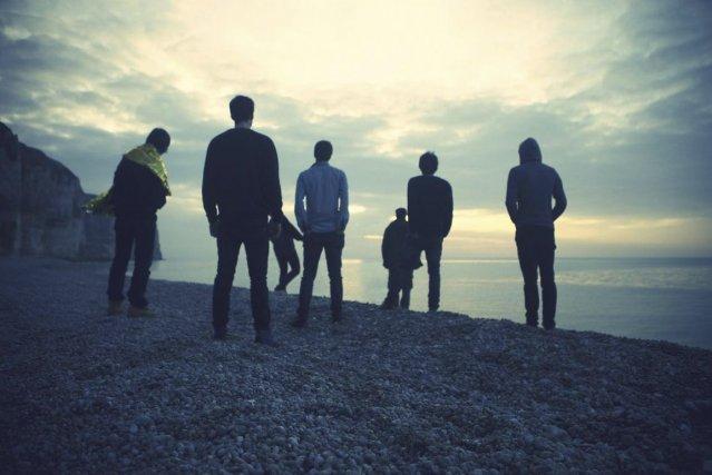 Le groupe français Fauve, dont l'albumBlizzardsort aujourd'hui au... (Photo fournie par le groupe)