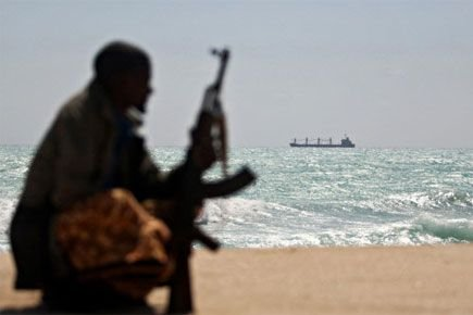 Il y a eu plus d'attaques de navires dans le golfe de Guinée qu'au large des... (Photo: AFP)