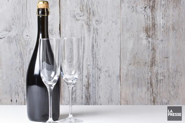 Pour les distributeurs chinois, la forme de la bouteille de vin prime sur... (PHOTOTHÈQUE LA PRESSE)
