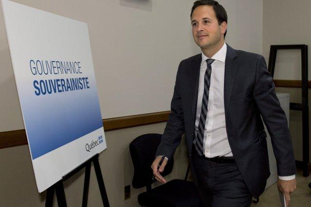 Le ministre des Affaires intergouvernementales canadiennes et de... (Photo Jacques Boissinot, La Presse Canadienne)