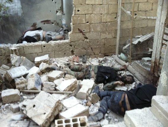 Ceux qui suivent de près l'actualité en Syrie... (PHOTO AFP)
