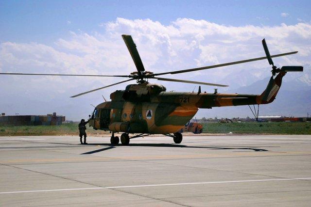La base aérienne de Bagram, à quelque 45... (Photo: AP)