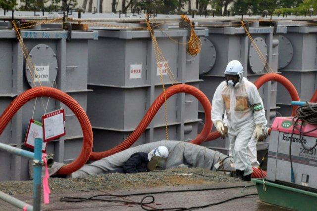 Une députée pro-nucléaire japonaise du parti au pouvoir a provoqué un beau... (Photo: AFP)