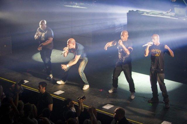 IAM en spectacle au Métropolis.... (Photo: André Pichette, La Presse)