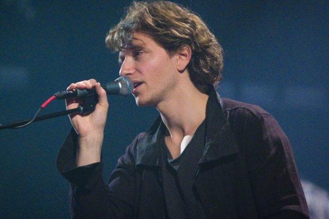 Raphaël en spectacle au Club Soda.... (Photo: André Pichette, La Presse)