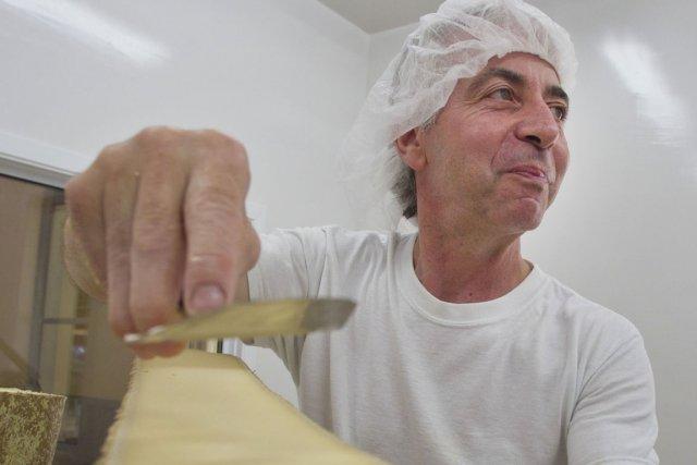 Les fromages de Jean Morin, de la Fromagerie... (Photo Ivanoh Demers, La Presse)