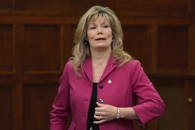 La ministre du Patrimoine, Shelly Glover, a déclaré... (Photo: archives La Presse Canadienne)