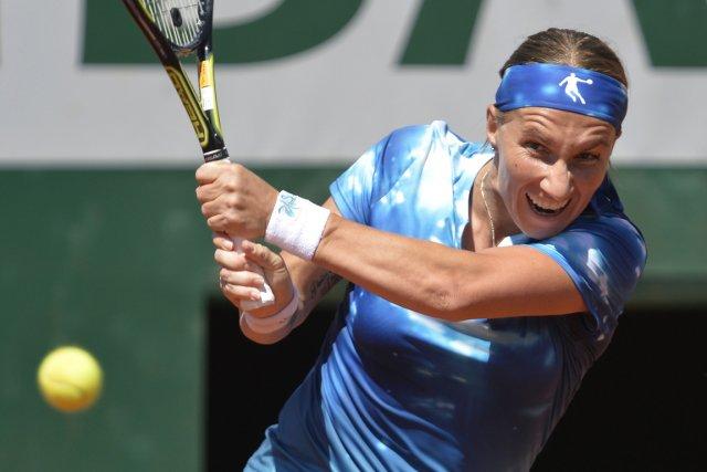 Svetlana Kuznetsova... (Photo Miguel Medina, AFP)
