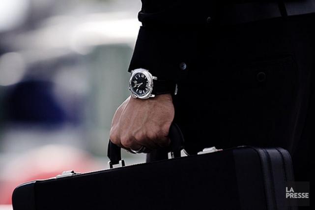 Le passager, âgé d'une soixantaine d'années, revenait d'un... (Photothèque La Presse)