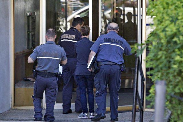 La police de Montréal enquête sur la mort suspecte d'un jeune homme trouvé sans... (PHOTO PATRICK SANFAÇON, LA PRESSE)
