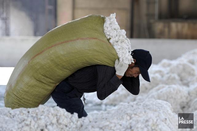 Les trois quarts des victimes d'esclavage sont en... (PHOTO REUTERS)