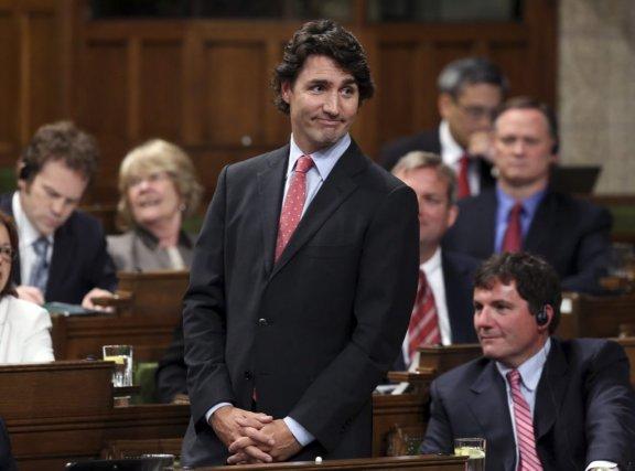 Justin Trudeau aurait dû considérer ses conférences pour... (Photo FRED CHARTRAND, La Presse canadienne)