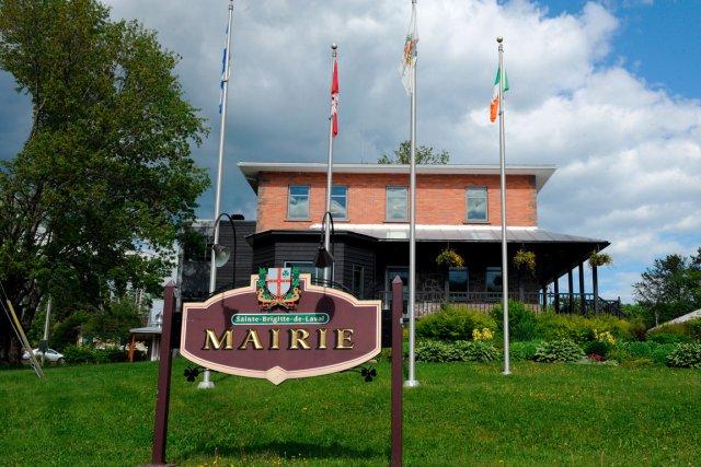 Le maire de Sainte-Brigitte-de-Laval, Gilbert Thomassin, a accepté... (Le Soleil, Erick Labbé)