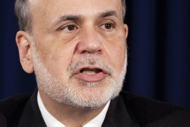 Ben Bernanke... (Photo AFP)