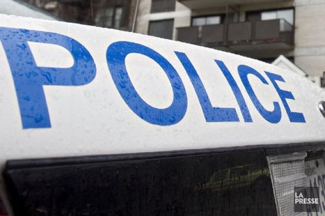 La police de Québec a procédé à l'arrestation... (Archives La Presse)