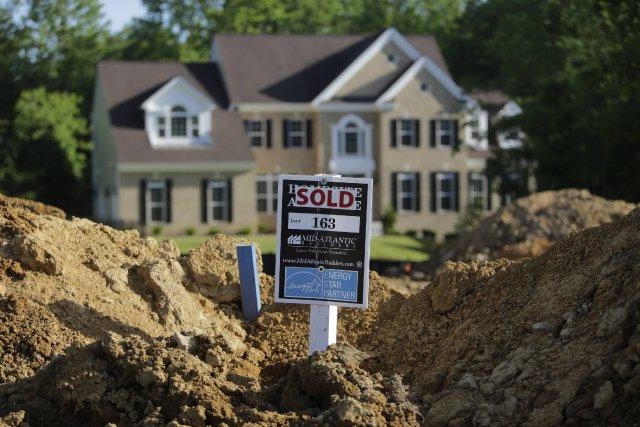 C'est le marché immobilier qui confirme être le... (PHOTO GARY CAMERON, REUTERS)