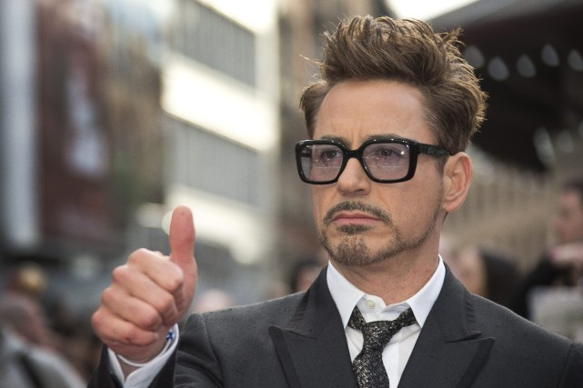 L'acteur américain Robert Downey Jr... (Photo: archives AP)