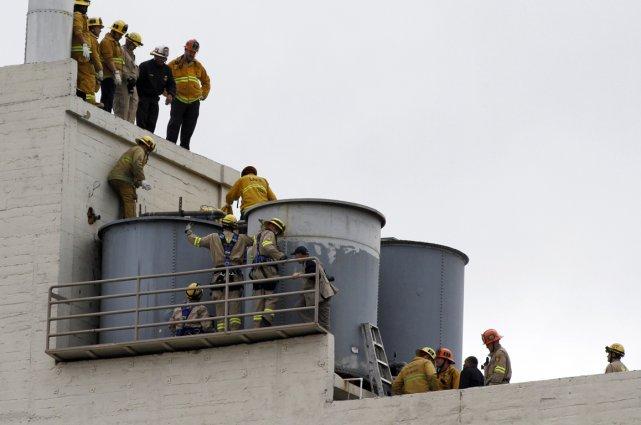 Les soupçons se sont portés vers le réservoir... (Photo archives La Presse Canadienne)