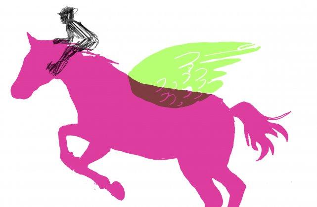 Passionnée de chevaux, l'ergothérapeute Danielle Champagne termine une thèse de... (Illustration Francis Léveillée, La Presse)