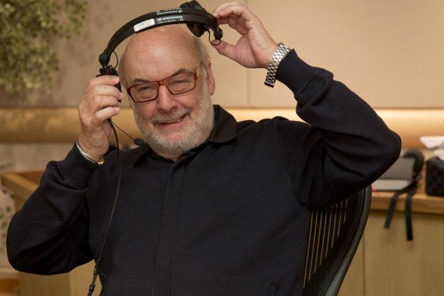 René Homier-Roy a animé ce vendredi sa dernière émission matinale à la Première... (Photo: David Boily, La Presse)