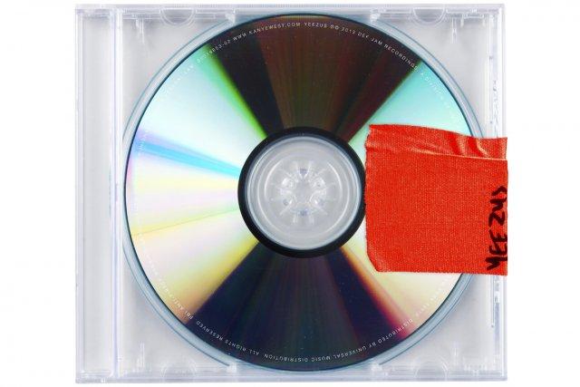 Yeezus de Kanye West se positionne en première...