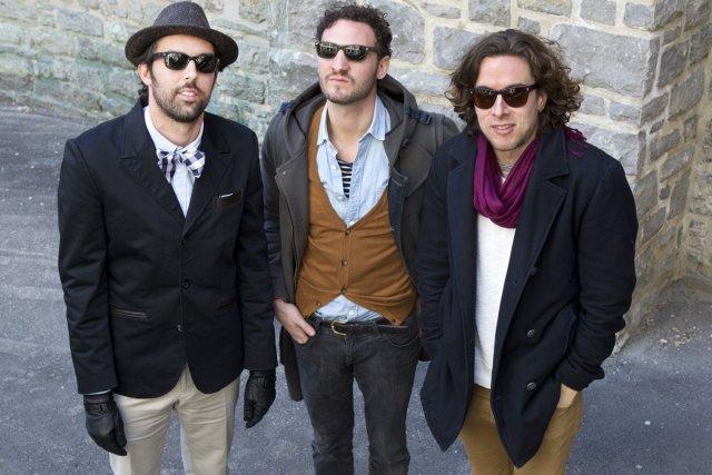 Le groupe Radio Radio... (Photo: Robert Skinner, La Presse)