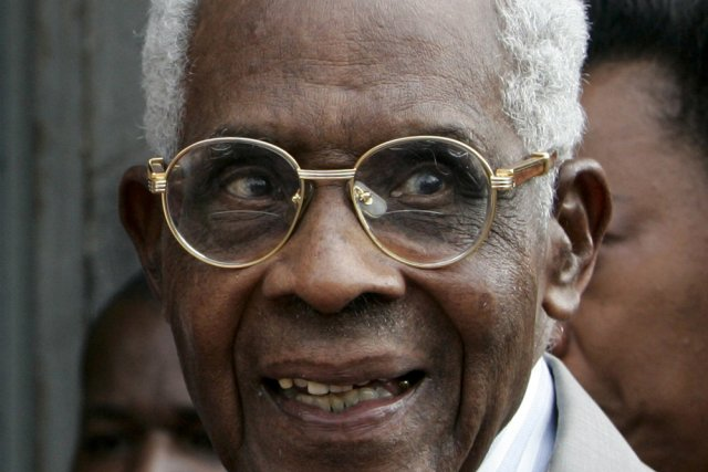 Aimé Césaire... (Photo: archives La Presse)