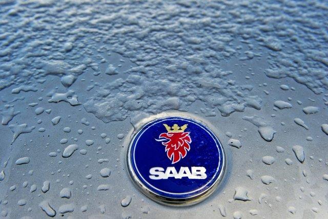 Saab, une ancienne filiale de GM, avait été... (PHOTO ROBIN UTRECHT, ARCHIVES AFP)