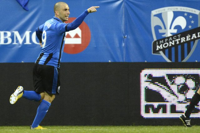 Marco Di Vaio a inscrit neuf de ses... (Photo : Bernard Brault, archives La Presse)