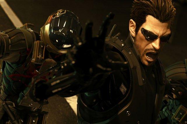 Une image tirée de Deus Ex: Human Revolution...