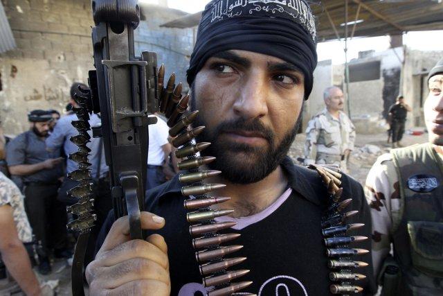 Ces entraînements, qui n'avaient jamais dépassé dans la... (Photo Muzaffar Salman, Reuters)