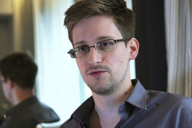 Edward Snowden... (Photo Reuters)