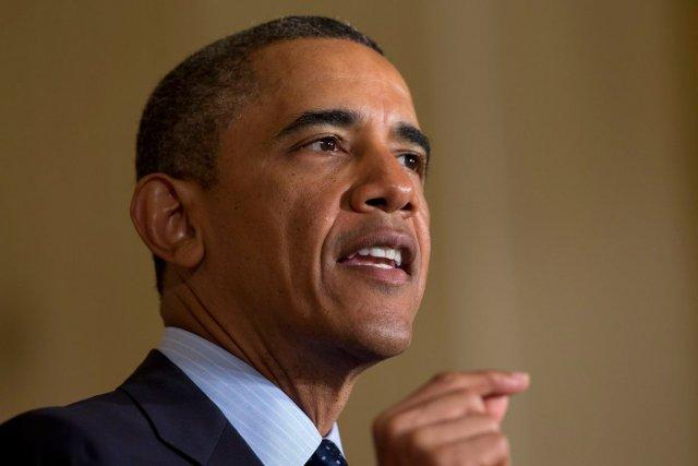 Barack Obama... (PHOTO EVAN VUCCI, AP)