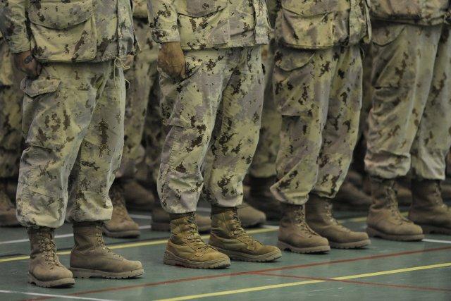 Un groupe d'environ 90 militaires canadiens revient d'Afghanistan samedi... (Photo Patrice Laroche, Archives Le Soleil)