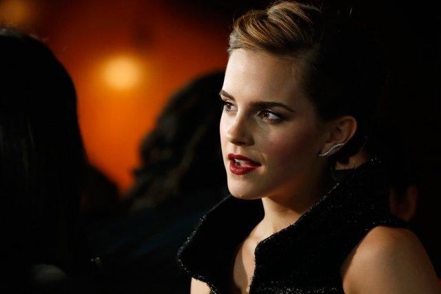 Emma Watson... (PHOTO MARIO ANZUONI, REUTERS)
