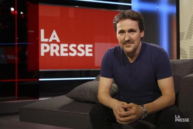 Guy A. Lepage... (PHOTO FRÉDÉRIC LAFLEUR, LA PRESSE)