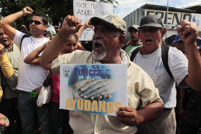 L'Union nationale des personnes âgées (Unam) a identifié... (PHOTO OSWALDO RIVAS, REUTERS)