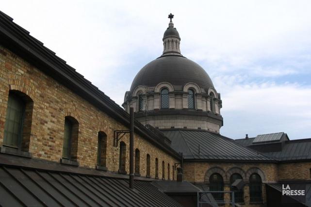 La prison de Bordeaux.... (Photo fournie par l'Établissement de détention de Montréal)